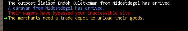 no depot