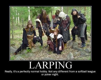 LARPingMotivator